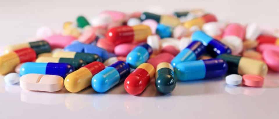 Nuovi farmaci: Pillole di vario tipo