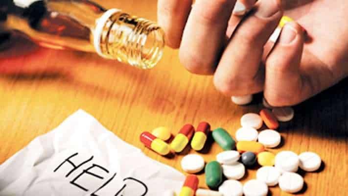 Disturbi da abuso di droghe e psicofarmaci