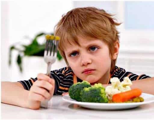 disturbi dell'alimentazione in età evolutiva