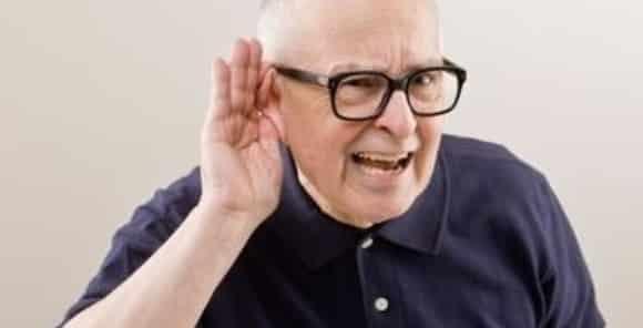 Presbiacusia: la sordità dell'anziano