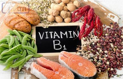 Vitamina B1 o Tiamina: storia, funzioni, sintomi da carenza