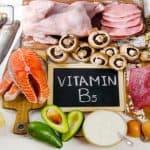 Vitamina B5 o Acido Pantotenico