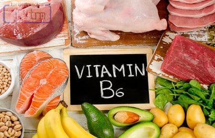 Vitamina B6 o Piridossina