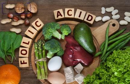 Vitamina B9 o Acido Folico: funzioni, carenza, fonti