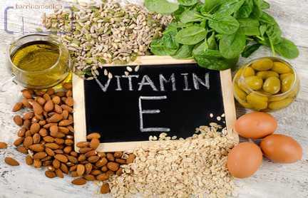 Vitamina E (Tocoferolo): funzioni, carenza e fonti
