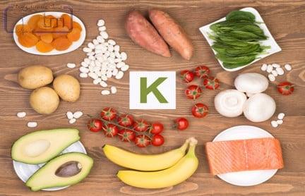 Vitamina K (Fillochinone)