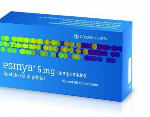 Esmya: confezione