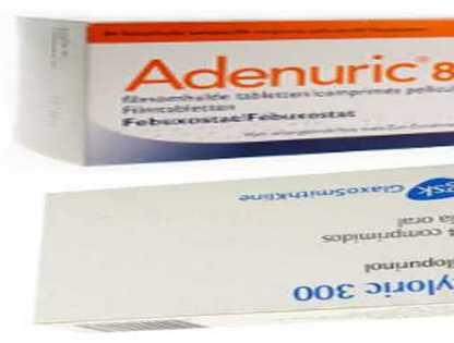 Adenuric vs Zyloric: rischio cardiovascolare comparato