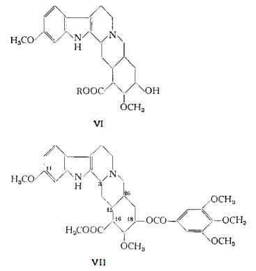 rauwolfia Figura 7