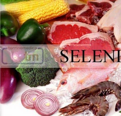 Selenio negli alimenti: tabella dei contenuti