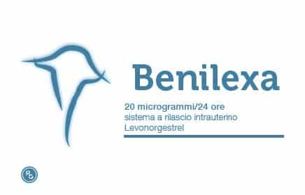 Contraccettivi intrauterini: Benilexa