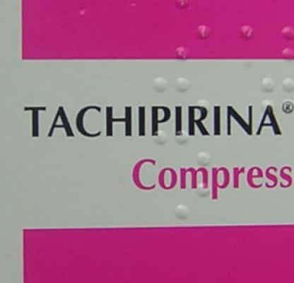 Tachipirina: Foglietto Illustrativo (Bugiardino)
