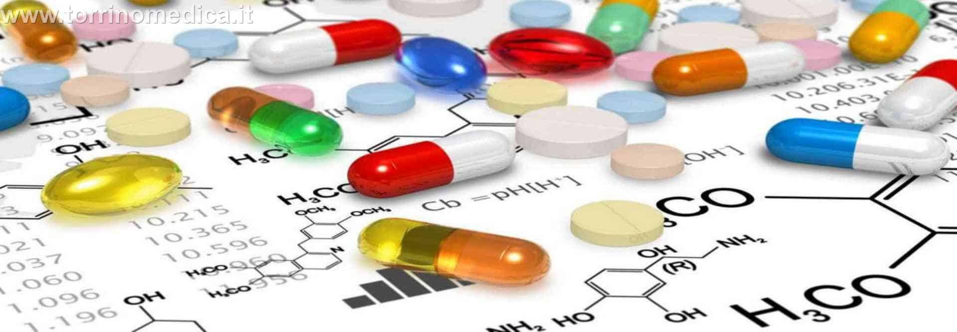 Indice delle sostanze farmaceutiche