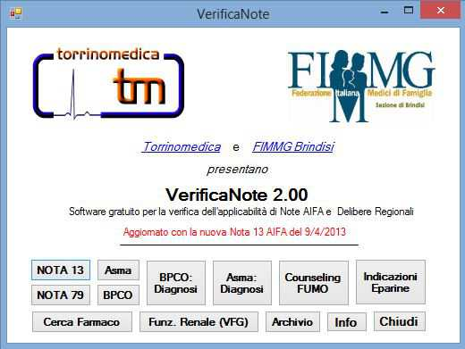VerificaNote Splash